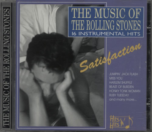 Rolling Stones The Music Of The Rolling Stones CD album (CDLP) UK ROLCDTH617516