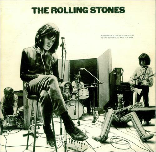 Rolling Stones The Promotional Album 69 Near Mint Us