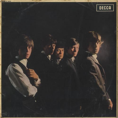 Rolling Stones The Rolling Stones - 1st [B] F/B - G vinyl LP album (LP record) UK ROLLPTH488015