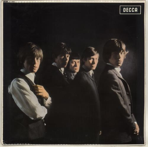 Rolling Stones The Rolling Stones - 3rd [B] - EX vinyl LP album (LP record) UK ROLLPTH612526