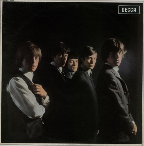Rolling Stones The Rolling Stones - 3rd [B] - VG vinyl LP album (LP record) UK ROLLPTH348637