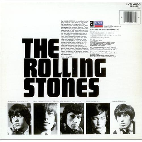 Rolling Stones The Rolling Stones - 80s D/R - Barcoded vinyl LP album (LP record) UK ROLLPTH232742
