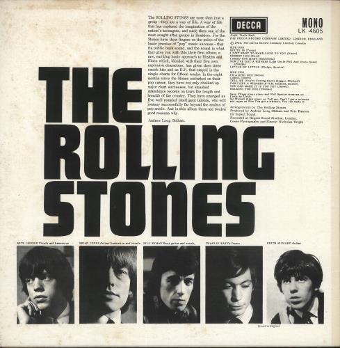 Rolling Stones The Rolling Stones - Late 70s vinyl LP album (LP record) UK ROLLPTH724304