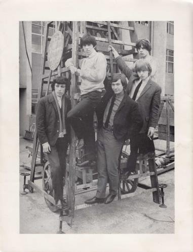 Rolling Stones The Rolling Stones - Purple Text tour programme UK ROLTRTH669015