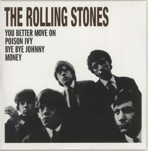 """Rolling Stones The Rolling Stones - RSD14 7"""" vinyl single (7 inch record) UK ROL07TH745936"""