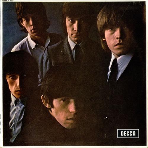 Rolling Stones The Rolling Stones No 2 2nd Uk Vinyl Lp