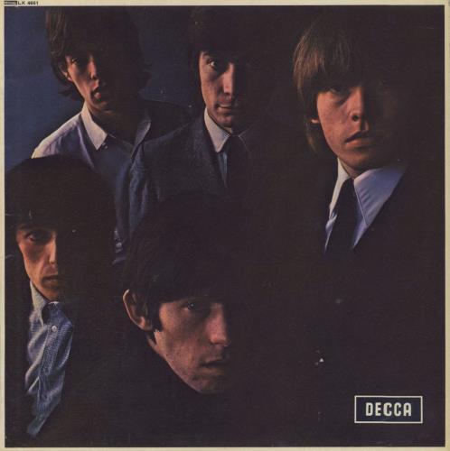Rolling Stones The Rolling Stones No. 2 - 4th - VG vinyl LP album (LP record) UK ROLLPTH584090