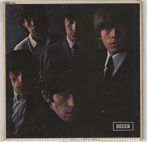 Rolling Stones The Rolling Stones No. 2 - 4th - VG vinyl LP album (LP record) UK ROLLPTH729726