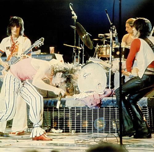 Rolling Stones The Rolling Stones 2-LP vinyl record set (Double Album) Japanese ROL2LTH232916