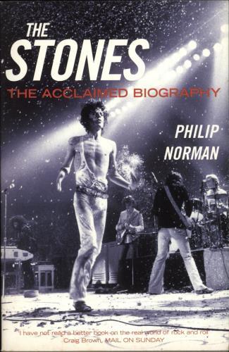 Rolling Stones The Stones book UK ROLBKTH403332
