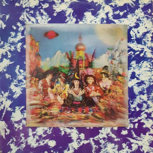 Rolling Stones Their Satanic Majesties Request - 1st - EX vinyl LP album (LP record) UK ROLLPTH511724