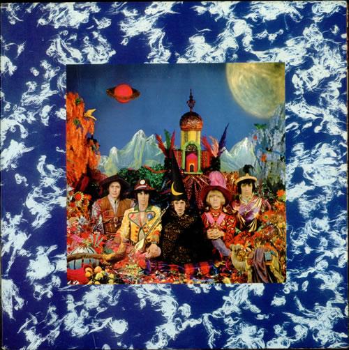 Rolling Stones Their Satanic Majesties Request - 4th vinyl LP album (LP record) UK ROLLPTH63515