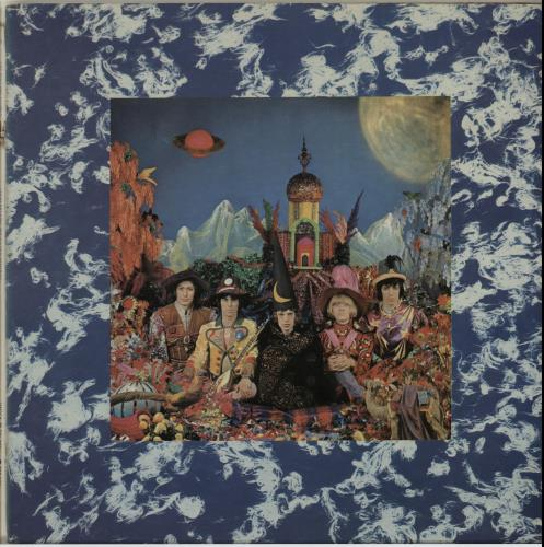 Rolling Stones Their Satanic Majesties Request - 5th vinyl LP album (LP record) UK ROLLPTH655466