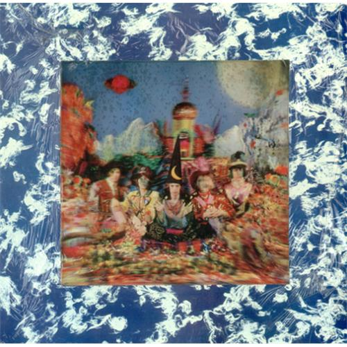 Rolling Stones Their Satanic Majesties Request 8th