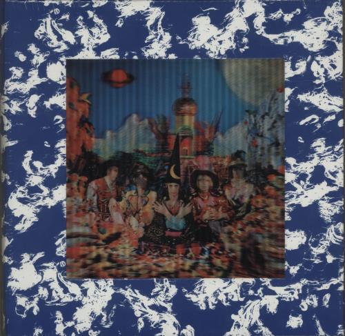 Rolling Stones Their Satanic Majesties Request - Deluxe Edition - Sealed Vinyl Box Set UK ROLVXTH681785