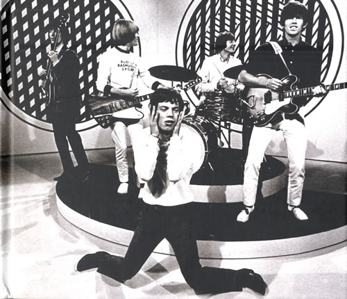 Rolling Stones Treasures Of The Rolling Stones book UK ROLBKTR554016