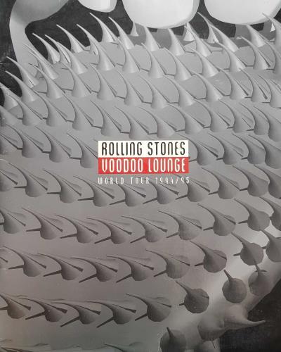 Rolling Stones Voodoo Lounge World Tour 94/95 + carrier bag tour programme UK ROLTRVO479399