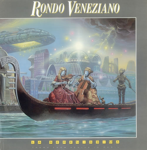 Rondo Veneziano La Serenissima Uk 12 Quot Vinyl Single 12