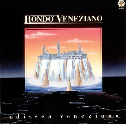 Rondo Veneziano Odissea Veneziana Italian Vinyl Lp Album