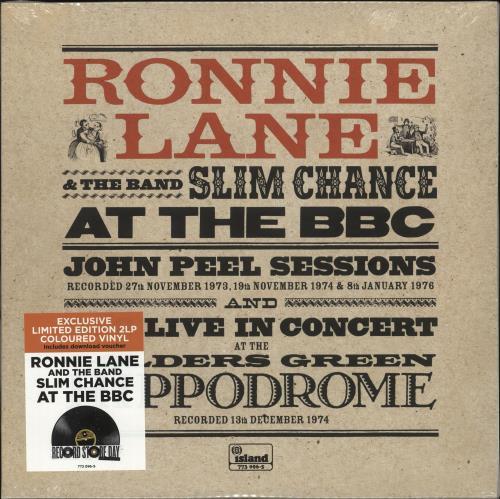 Ronnie Lane At The BBC - RSD19 - Purple Vinyl - Sealed 2-LP vinyl record set (Double Album) UK RNL2LAT718420