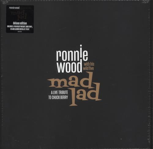 Ronnie Wood Mad Lad: A Live Tribute To Chuck Berry - Sealed Box box set UK RNWBXMA733836