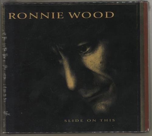 Ronnie Wood Slide On This Austrian Cd Album Cdlp 241364