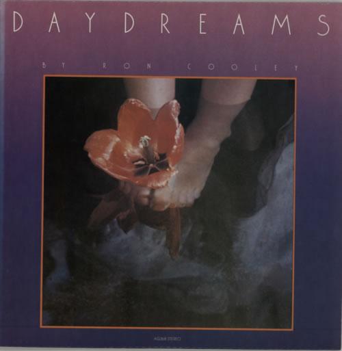 Ron Cooley Daydreams vinyl LP album (LP record) US R8OLPDA594018