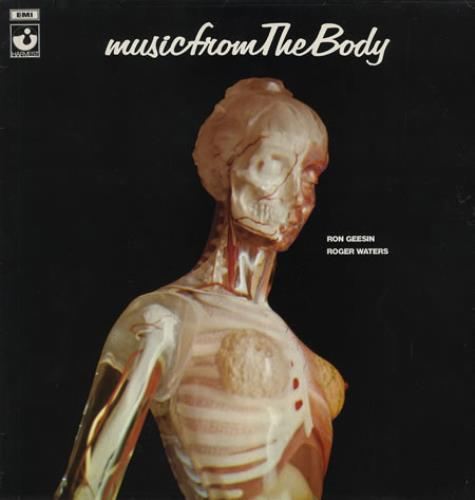 Ron Geesin Music From The Body - 4th vinyl LP album (LP record) UK RCBLPMU252797