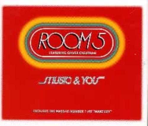Room 5 Music & You 2-CD single set (Double CD single) UK RM52SMU265031