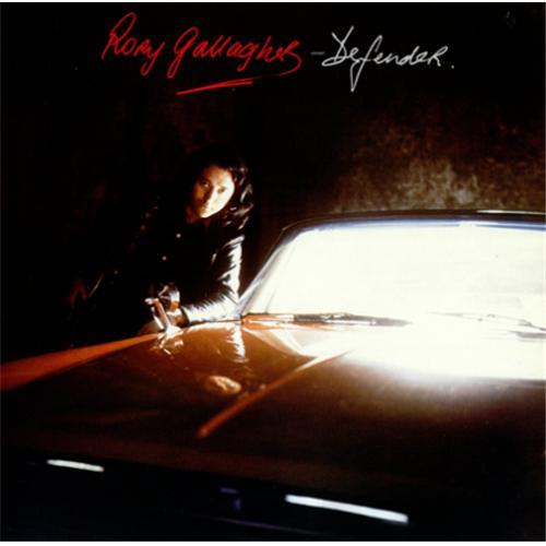 Rory Gallagher Defender vinyl LP album (LP record) UK RORLPDE416697