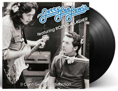"Rory Gallagher The Best Of - Clear Vinyl + Bonus 7"" 2-LP vinyl record set (Double Album) UK ROR2LTH753999"