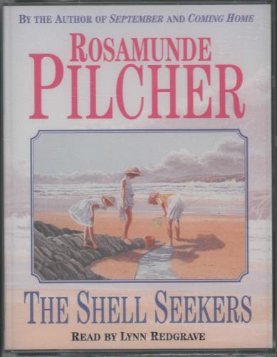 Rosamunde Pilcher The Shell Seekers - Sealed Double Cassette UK YP62KTH677985