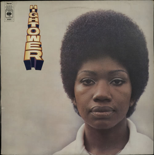 Rosetta Hightower Hightower vinyl LP album (LP record) UK R64LPHI642808