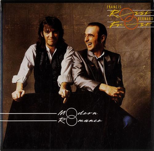 "Rossi & Frost Modern Romance 7"" vinyl single (7 inch record) UK RAF07MO17554"