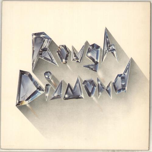 Rough Diamond Rough Diamond - Ex vinyl LP album (LP record) UK RQDLPRO715881