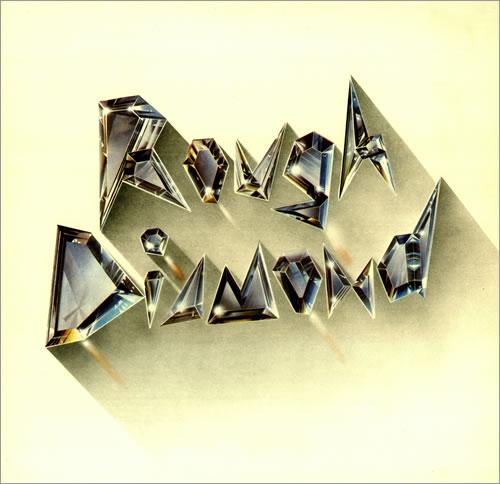 Rough Diamond Rough Diamond vinyl LP album (LP record) UK RQDLPRO451884
