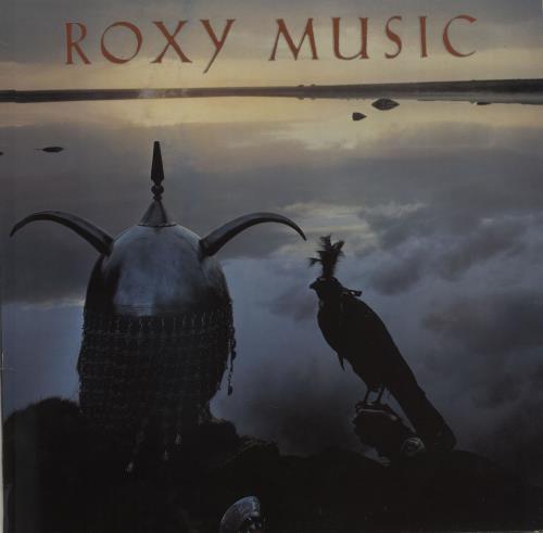 Roxy Music Avalon vinyl LP album (LP record) UK RXYLPAV289018