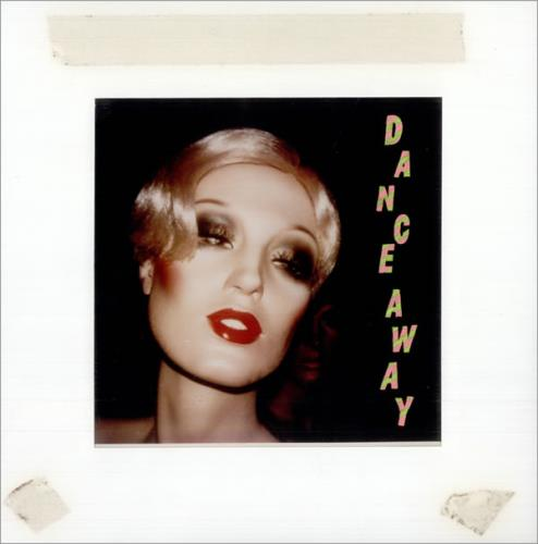 Roxy Music Dance Away artwork UK RXYARDA513716