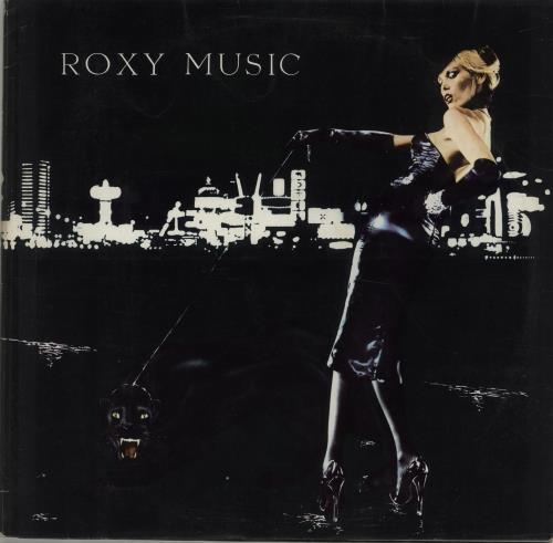 Roxy Music For Your Pleasure - EX vinyl LP album (LP record) German RXYLPFO674718