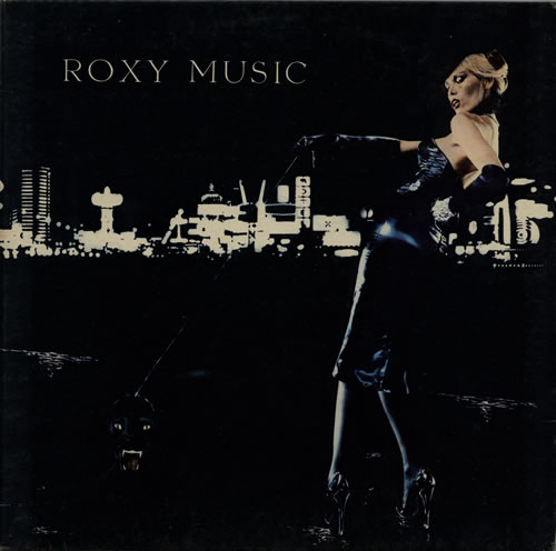 Roxy Music For Your Pleasure - VG vinyl LP album (LP record) UK RXYLPFO578390
