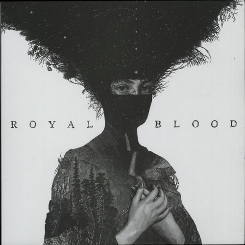 Royal Blood Royal Blood vinyl LP album (LP record) UK R-8LPRO610981
