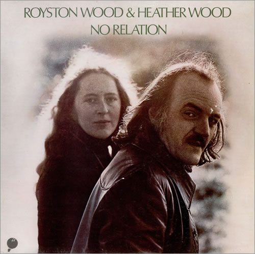Royston Wood & Heather Wood No Relation vinyl LP album (LP record) UK R&HLPNO475794