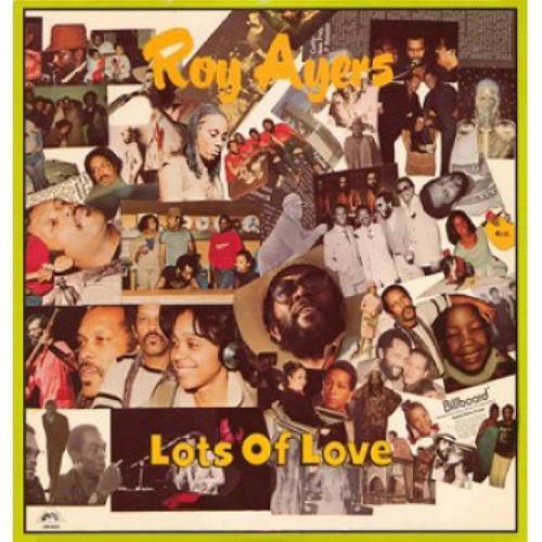 Roy Ayers Lots Of Love 2-LP vinyl record set (Double Album) UK RA12LLO508223