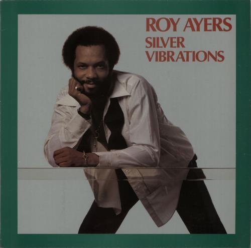 Roy Ayers Silver Vibrations vinyl LP album (LP record) UK RA1LPSI649192