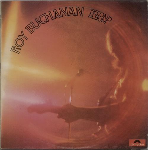 Roy Buchanan Second Album vinyl LP album (LP record) UK YBULPSE161195