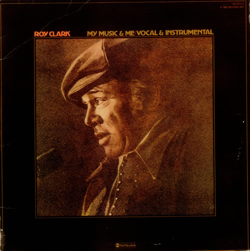 Roy Clark My Music & Me / Vocal & Instrumental 2-LP vinyl record set (Double Album) US ASQ2LMY536179