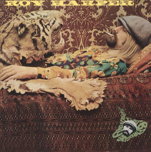 Roy Harper Flat Baroque And Berserk - 180gm vinyl LP album (LP record) UK ROYLPFL739657
