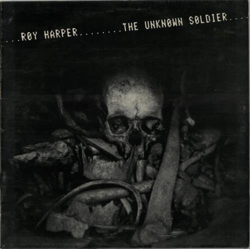 Roy Harper The Unknown Soldier vinyl LP album (LP record) UK ROYLPTH251058