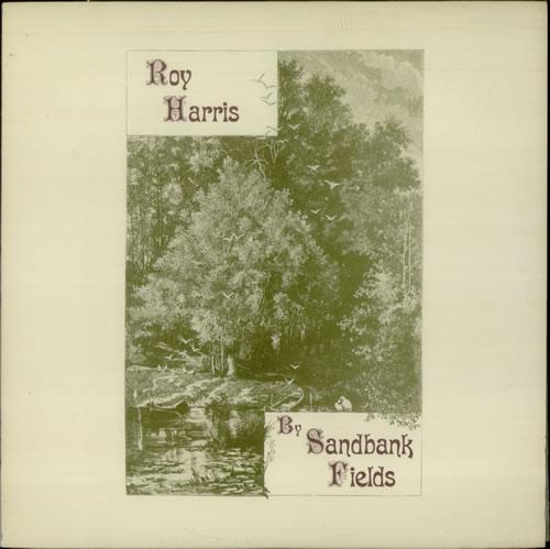 Roy Harris By Sandbank Fields vinyl LP album (LP record) UK R24LPBY543223