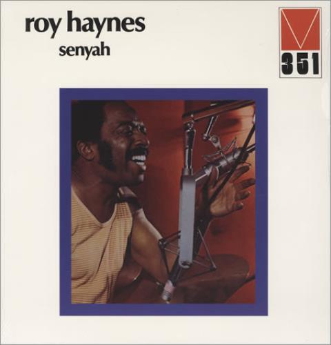 Roy Haynes Senyah vinyl LP album (LP record) US RHALPSE375236